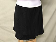 Woman's Black Swim Skirt Cover-up By Miracle suit Size Large