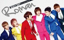 TEEN TOP [ROMAN] 1st Mini Album CD+Photobook K-POP SEALED
