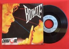 DAVID BOWIE CHINA GIRL 1866877 G- 1983 VINYLE 45T SP