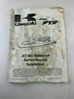 Genuine 1995 Kawasaki Jetski STS Watercraft Service Shop Repair Manual OEM