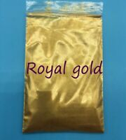 High Quality Pearl Powder Gold Color Mica powder Pigment 50/100/500g
