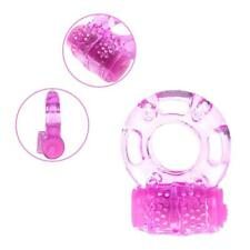 Butterfly Vibration Delay Ring Lock Crystal Ring Adult Products Vibration Delay