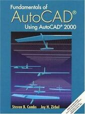 Fundamentals of AutoCAD - Using AutoCAD 2000-ExLibrary