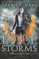EMPIRE OF STORMS - MAAS, SARAH J. - NEW PAPERBACK