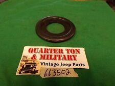 Jeep Willys CJ2A CJ3A CJ3B CJ5 Fuel Neck Rubber Grommet Part #663502