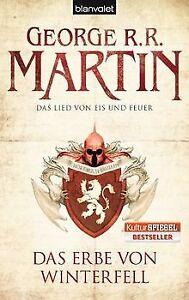 Das Lied von Eis und Feuer 02: Das Erbe von Winterfell v...   Buch   Zustand gut