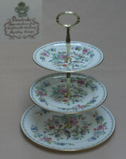 "Aynsley ""Pembroke"" THREE TIER CAKE STAND"