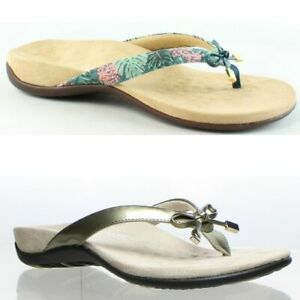 Vionic Womens Rest Bella Ii Flip Flop Sandals