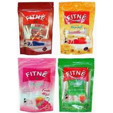 Fitne herbal infusion weight loss slimming fit diet detox tea bags natural herbs