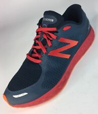 New Balance Fresh Foam Women Sneakers Size 6.5 M Gray And Red