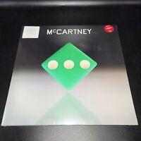 PAUL MCCARTNEY III Target Exclusive LP Vinyl Green Limited Edition
