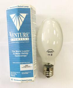 Venture Whitelux HIE 250W/C/H75/LU/737 Coated Eliptical Metal Halide GES 43634