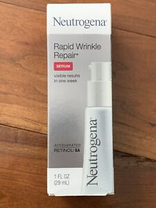 Neutrogena Rapid Wrinkle Repair Serum 1.0 FL OZ