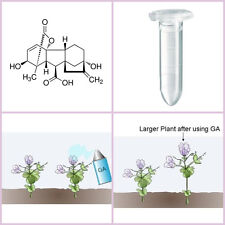 Gibberellic Acid Kit - GA3 - plant, seed growth enhancer regulator - BUY 2 GET 3