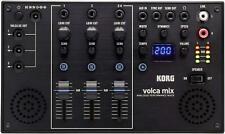 KORG 4 Channel Analog Mixer Volca Mix Built-In Stereo Speaker New in Box