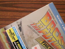 BACK TO THE FUTURE Trilogy Limited Steelbook Edition  ( Target exclusive!!! )
