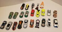 Lot Of 24 Vintage Hot Wheels Cars 1980's And 1990's