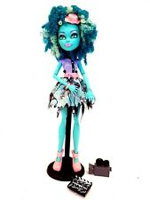 141. Monster High doll Honey Swamp series Frights, Camera, Action!