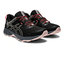 Asics Womens Gel-Sonoma 5 Trail Running Shoes Trainers Sneakers Black Sports
