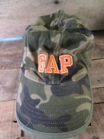 63b3e0446 Vintage Gap Kids L XL Navy Bucket Hat Cap Gilligan Beach Bum Old ...