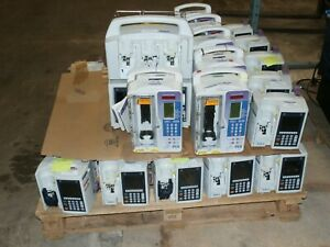 Huge Lot of AS IS Hospira Infusion Pumps (Plum A+,  Lifecare PCA) PARTS/REPAIR