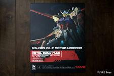 NEW Mo Show Metal Build Plus AILE MECHA WARRIOR Strike Gundam 1/72 MISB US