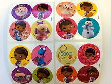 48 Disney Junior Doc McStuffins Stickers Party Favors Teacher Supply Dottie