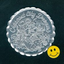 Mr.Bingle - The Old Lady That Lived In Shoe - Mardi Gras Doubloon Token 2008