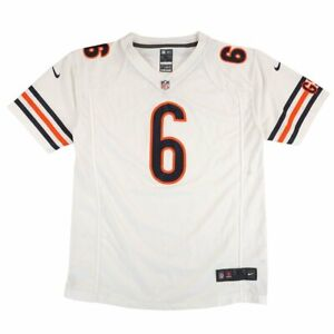 Nike NFL Youth Chicago Bears Jay Cutler #6 Game Jersey, White