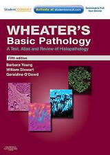 Wheater's Basic Pathology - 5th Edition 2009 Young Stewart O'Dowd Histopathology