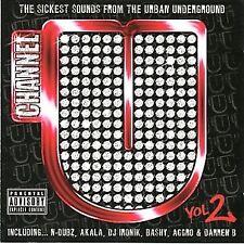 Various - Channel U Vol. 2  - 2 CDs -
