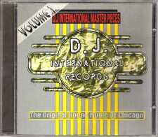 Compilation - DJ International Master Pieces Volume 1 - CD - 1995 - Techno House