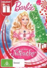 Barbie: The Nutcracker  - DVD - NEW Region 4, 2