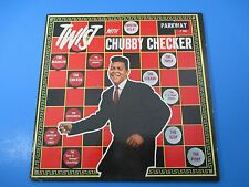 Chubby Checker Twist with Chubby Checker Album LP Vinyl 1960 Parkway P 7001
