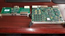 NMS Natural Microsystems cPCI 5906 + 5908/5895 BOARDS