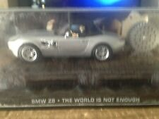 JAMES BOND COLLECTION -- BMW Z8 - THE WORLD IS NOT ENOUGH