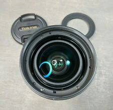 Tokina AF 12-24mm f4 AT-X Pro SD IF DX Lens Canon
