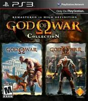 God of War Collection - Authentic Sony Playstation 3 PS3 Game