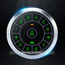 UK Waterproof Touch RFID Card+Password Door Access Control Keypad Backlight New