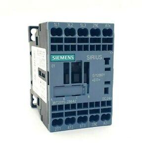 Siemens 3RT2015-2BB42 Leistungsschütz, AC-3 7A, 3 kW / 400 V 1Ö, DC 24V 3-polig