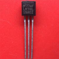 10pcs   LM78L15ACZ TO-92 15V new