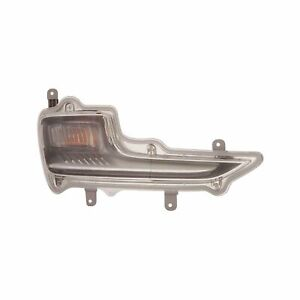 GM2531142C New Replacement Front Passenger Signal Lamp Assembly Fits 11-15 Volt