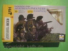 NEU 1:72 HäT 8338 Napoleon Österreich Sampler Box Austria Soldiers ESCI Style
