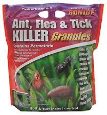 (3) NEW BONIDE 10 LB ANT FLEA & TICK CONTROL PERMETHRIN  5,000 SQ FT - 60613