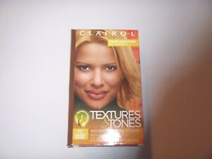 CLAIROL TEXTURE&TONE PERMANENT Hair COLOR - 7G Lightest Blonde