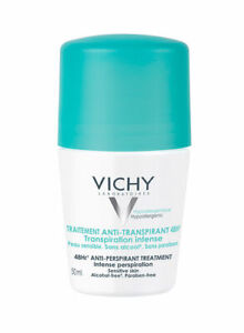 Vichy 48 Hour Intensive Anti-Perspirant Roll-On 50ml