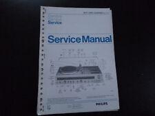 Original Service Manual Philips 22AH995