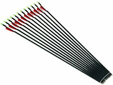 """12)30"""" GPP MIX CARBON hunting Arrows W/point SP 500 for compound & recurve bow"""