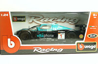 Bburago 28004 Maserati MC12 GT1 - Racing METAL Scala 1:24