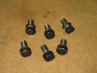94-97 Toyota Celica 1.8L 7AFE OEM Clutch Mounting Bolt Set